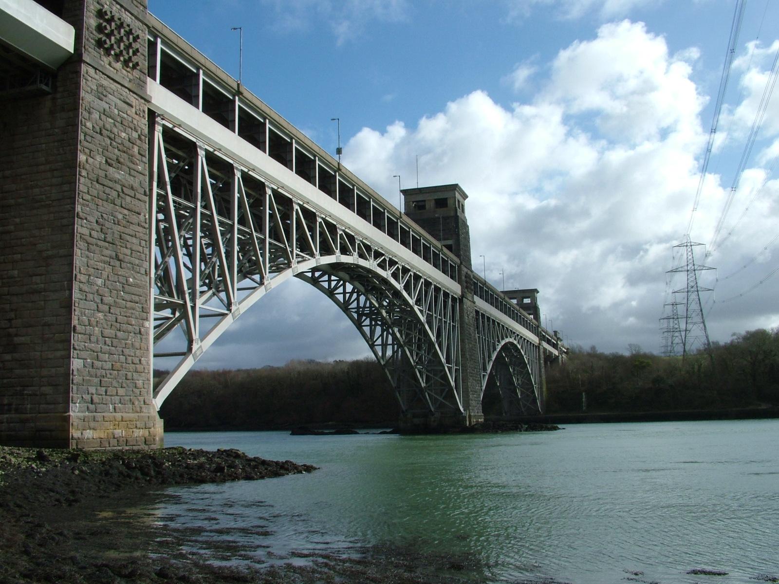 Britannia Bridge Wales