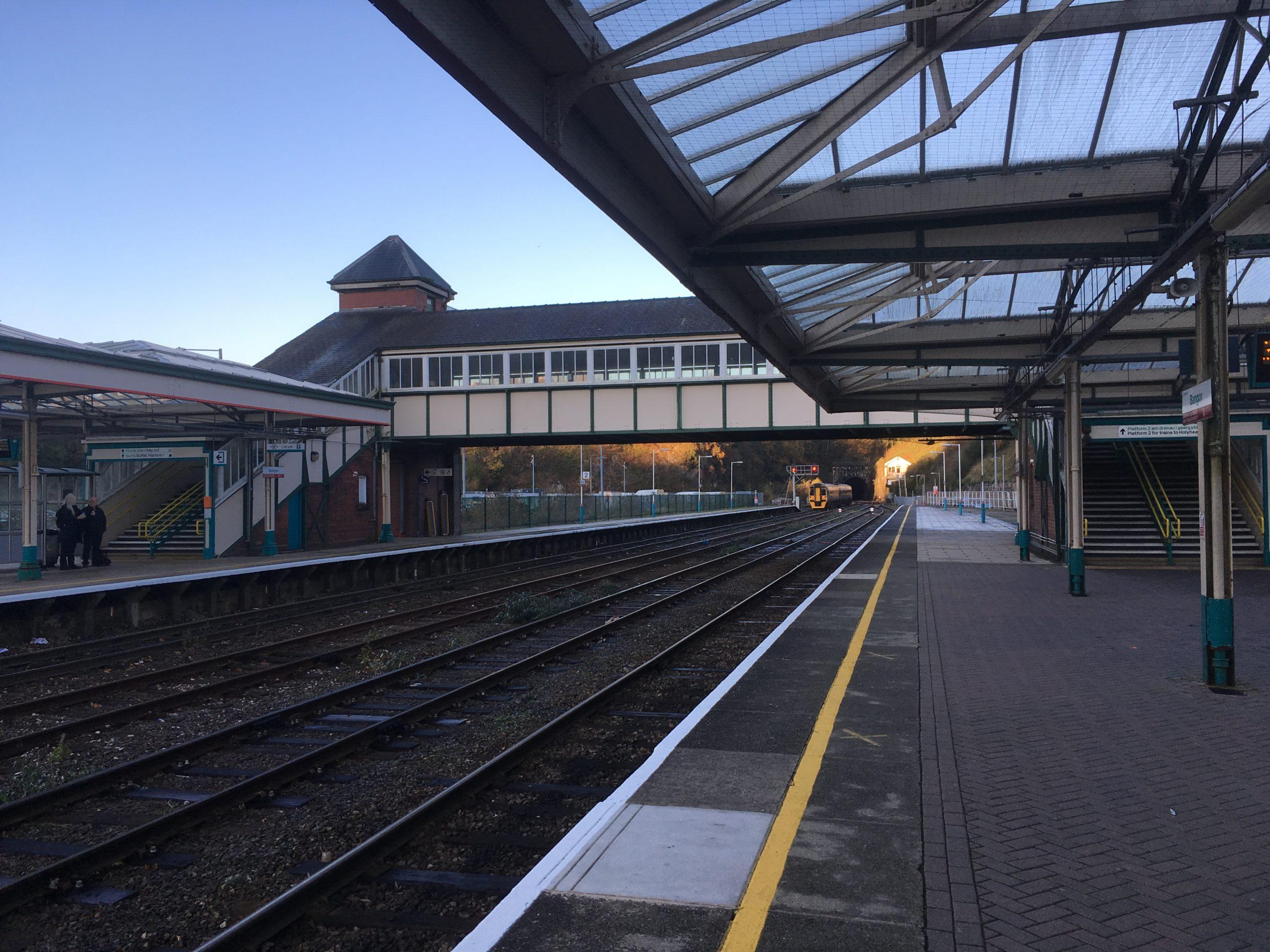 British station
