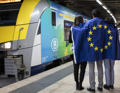 European Commission Proposes 2021 as the European Year of Rail
