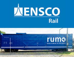ENSCO Rail Deploys Autonomous Track Geometry and Rail Profile Measurement Systems to Rumo S.A.