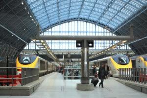 UK-Europe Rail Cuts 750,000t CO2 per Year