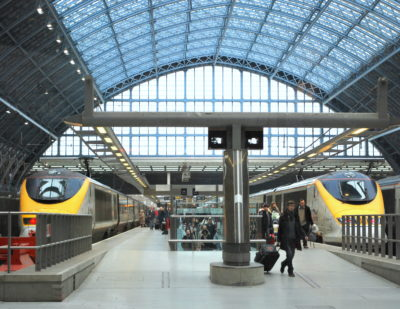 Refinancing Agreement Paves the Way for Eurostar Recovery