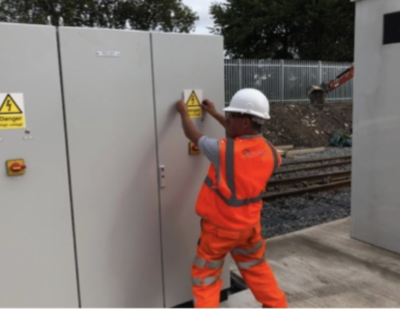 FirstClass Safety & Control: Depot Control System Ardwick