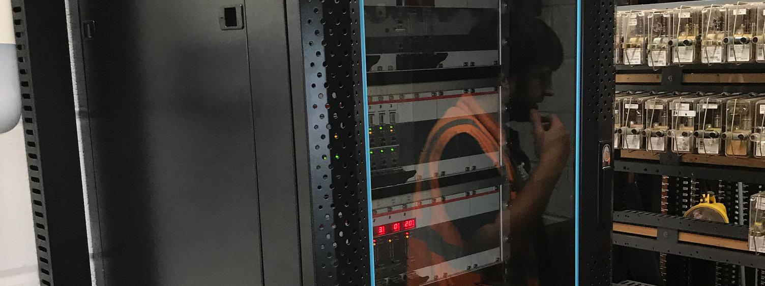Frauscher FAdC interface