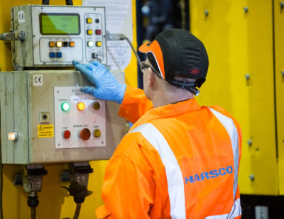 Harsco Rail Signs Three-Year Mobile Maintenance Train Service Contract with Network Rail
