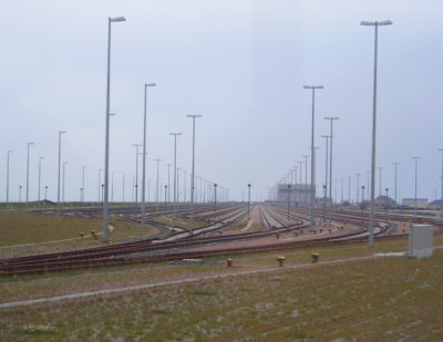 Better Rail Connection to Wilhelmshaven Deep Water Port