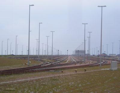 Better Rail Connection to Wilhelmshaven Deep Water Port