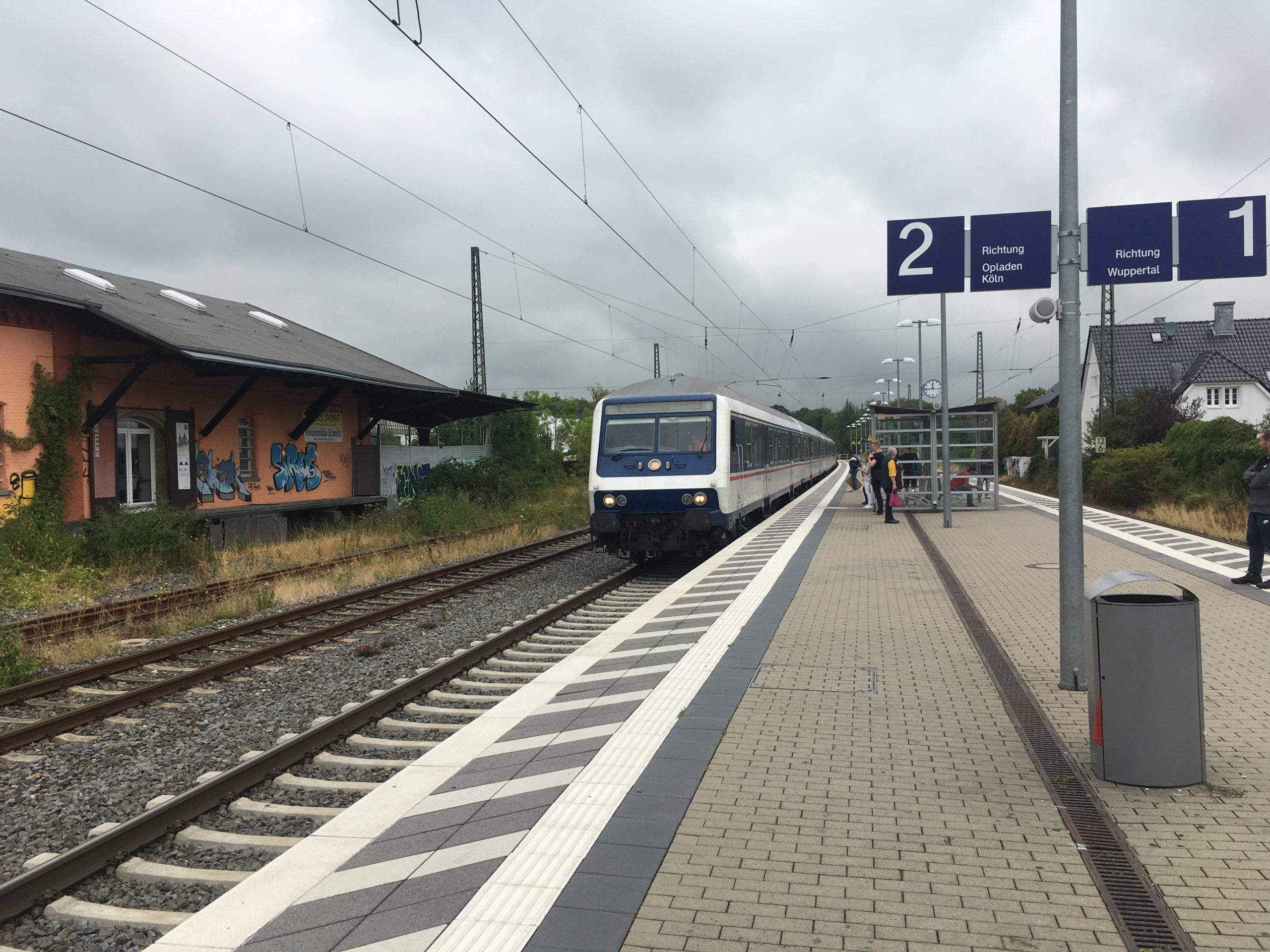 Leichlingen Station in NRW