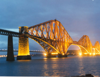 Two of Britain's Most Iconic Railway Bridges Celebrate Their Birthdays