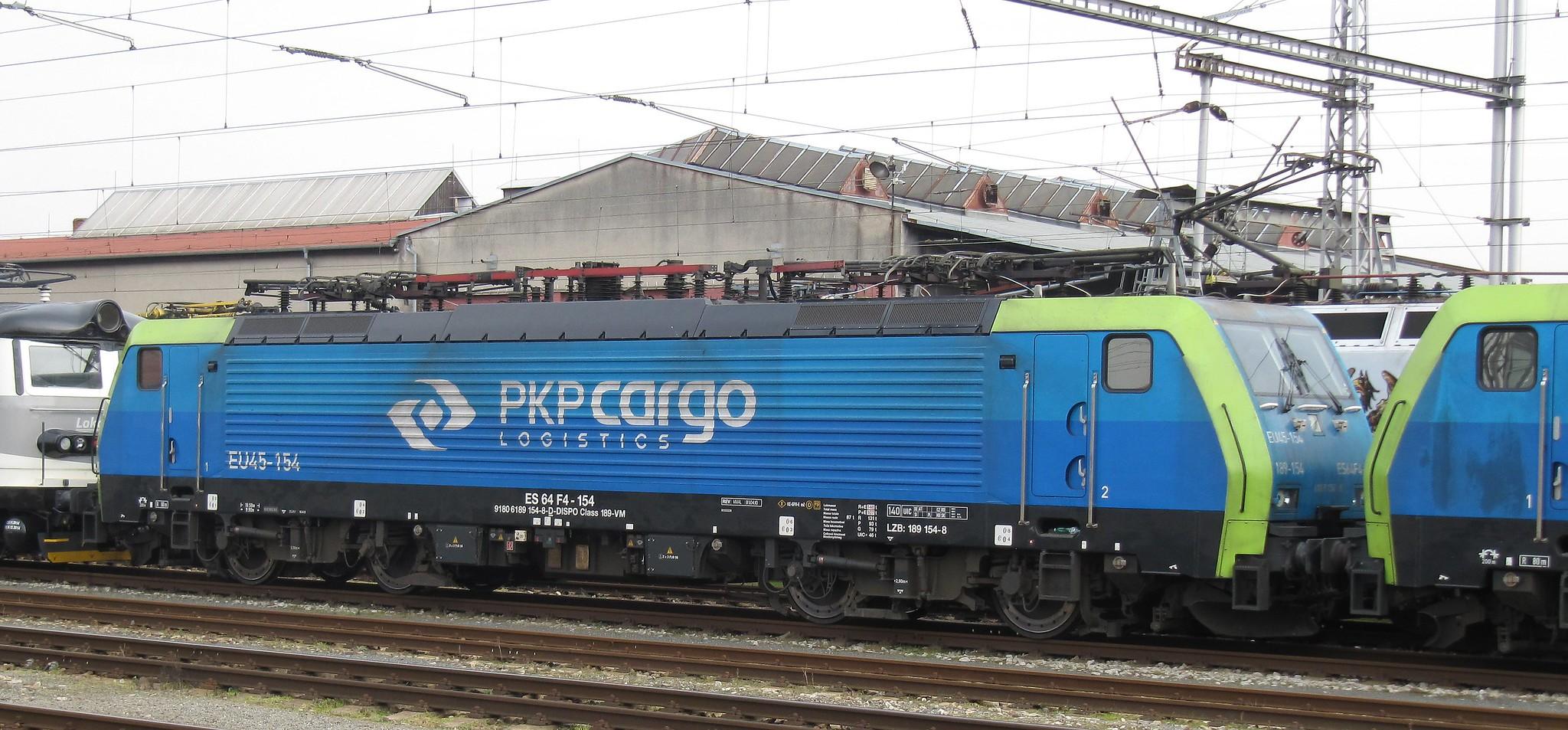 PKP Cargo Railfreight hub