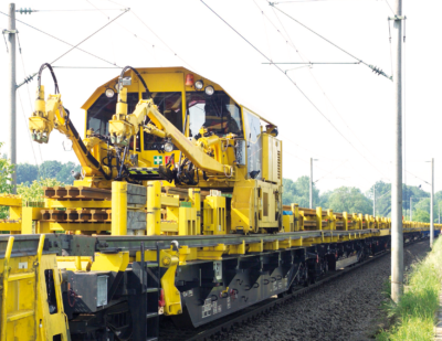 New ROREXS Rail Exchange System From ROBEL