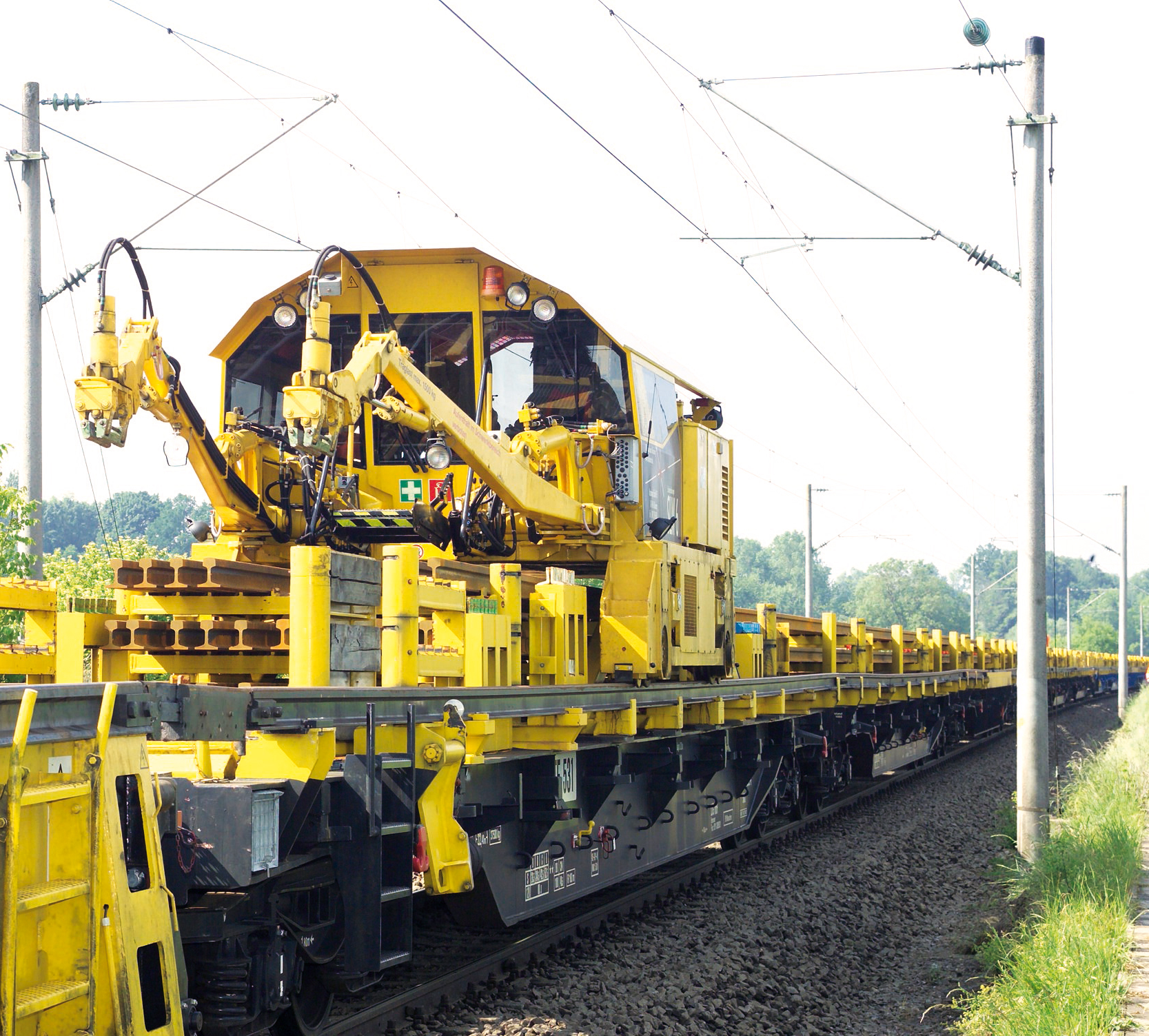 Robel ROREXS rail exchange system