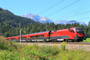 Passenger Rail Services between Austria and Italy Suspended