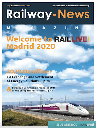 Railway-News Rail Live! Madrid Magazine