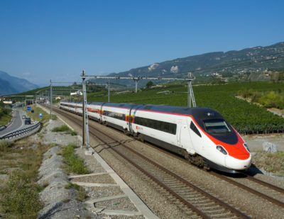 SBB  Cuts Services to Italy
