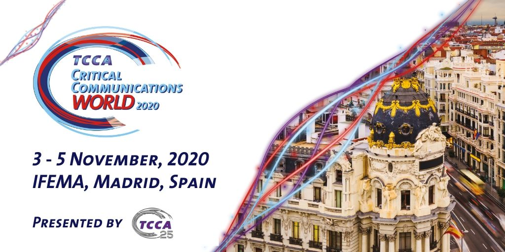 TCCA Critical Communications World 2020