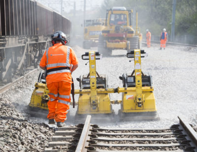 West Coast Main Line to Undergo £113m Upgrades