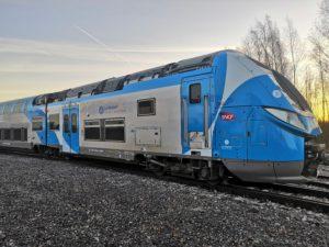 SNCF Orders 19 Bombardier Regio 2N Trains