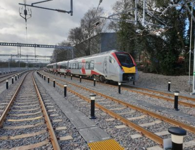 Greater Anglia Opens New Sidings
