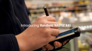 Introducing Handheld Nautiz X41