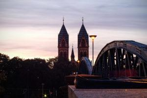 Swiss Freight Train Derails in Germany