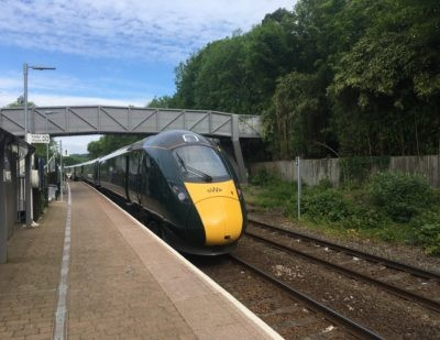 Hitachi Rail Issues Class 800 Recovery Plan
