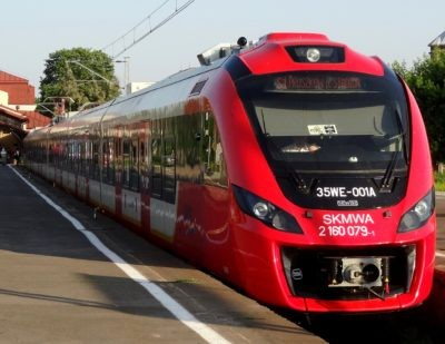 SKM Warsaw Makes Largest Rolling Stock Purchase in Its History