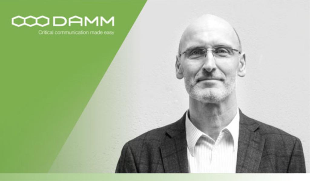 Simon Riesen, Senior Solutions Manager, DAMM