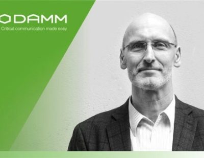 DAMM Has Appointed Simon Riesen New Senior Solutions Manager