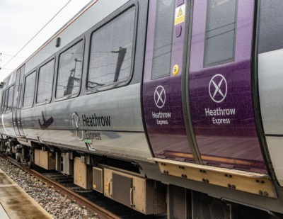 Industry Collaboration Leads to Successful ETCS Testing of Class 387