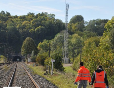 RIEGL RiCOPTER UAS LiDAR Solution for Surveying SNCF