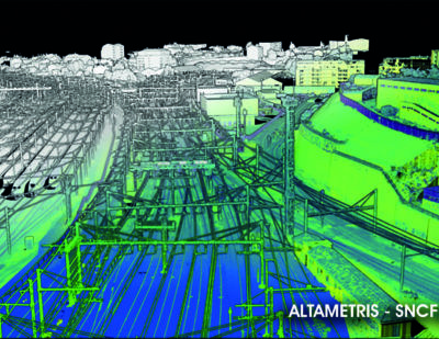 RIEGL Scan Data Altametris SNCF