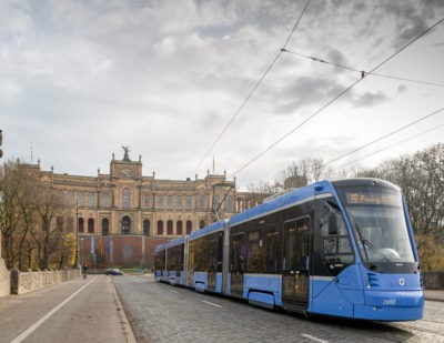 Munich: SWM Submits Tram Line Planning Application