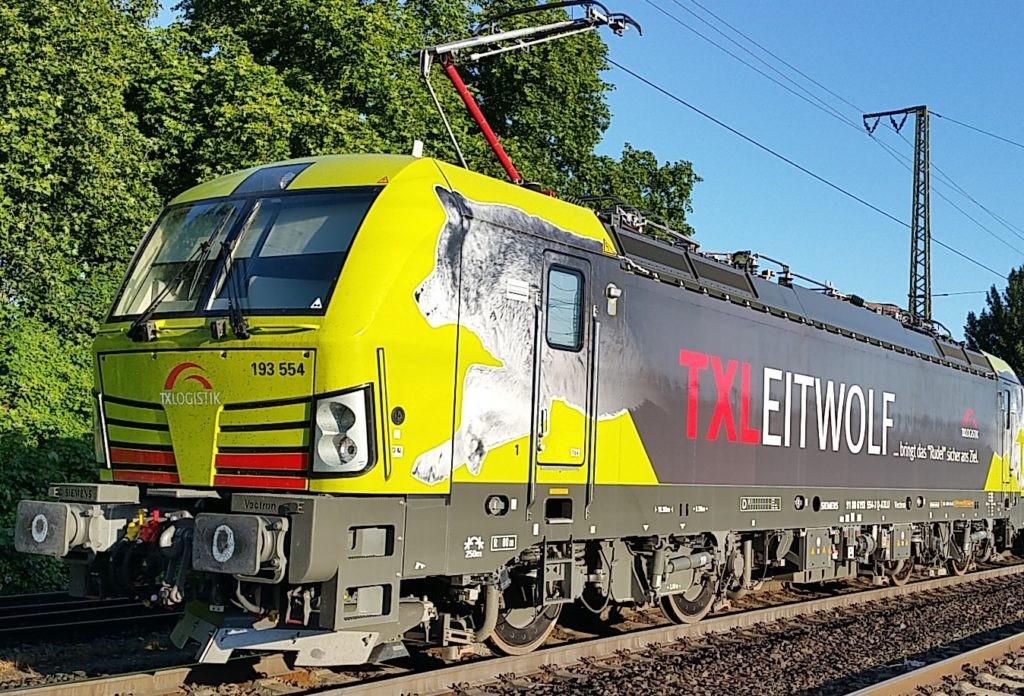 TX Logistik AG locomotive