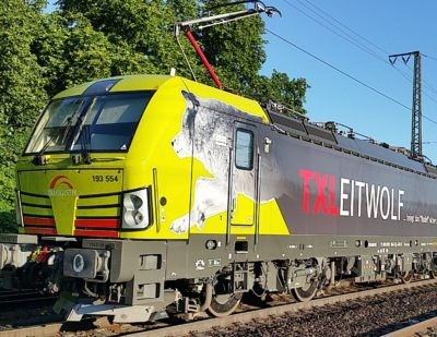TX Logistik Doubles Trains for Coop in Sweden