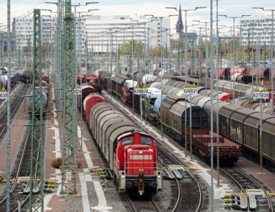 New Head of Marketing and Transport Policy at DB Cargo