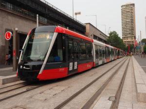 Sydney Light Rail Line 3 to Kingsford Opens