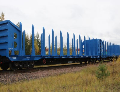 United Wagon Company to Supply Timber Flat Cars to Dessa