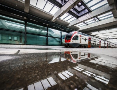 Coronavirus: Train Services to Resume in Switzerland