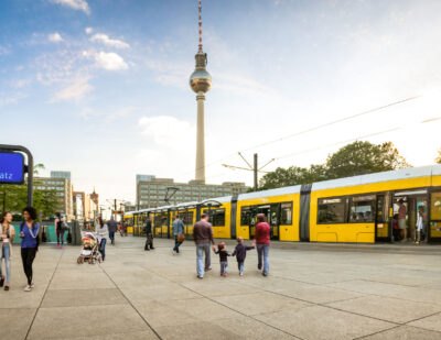 Bombardier to Supply Up to 117 FLEXITY Trams to Berlin