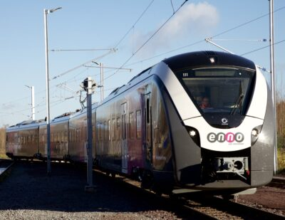 Alstom Wins Prize for World-First: ATO Testing for Regional Trains