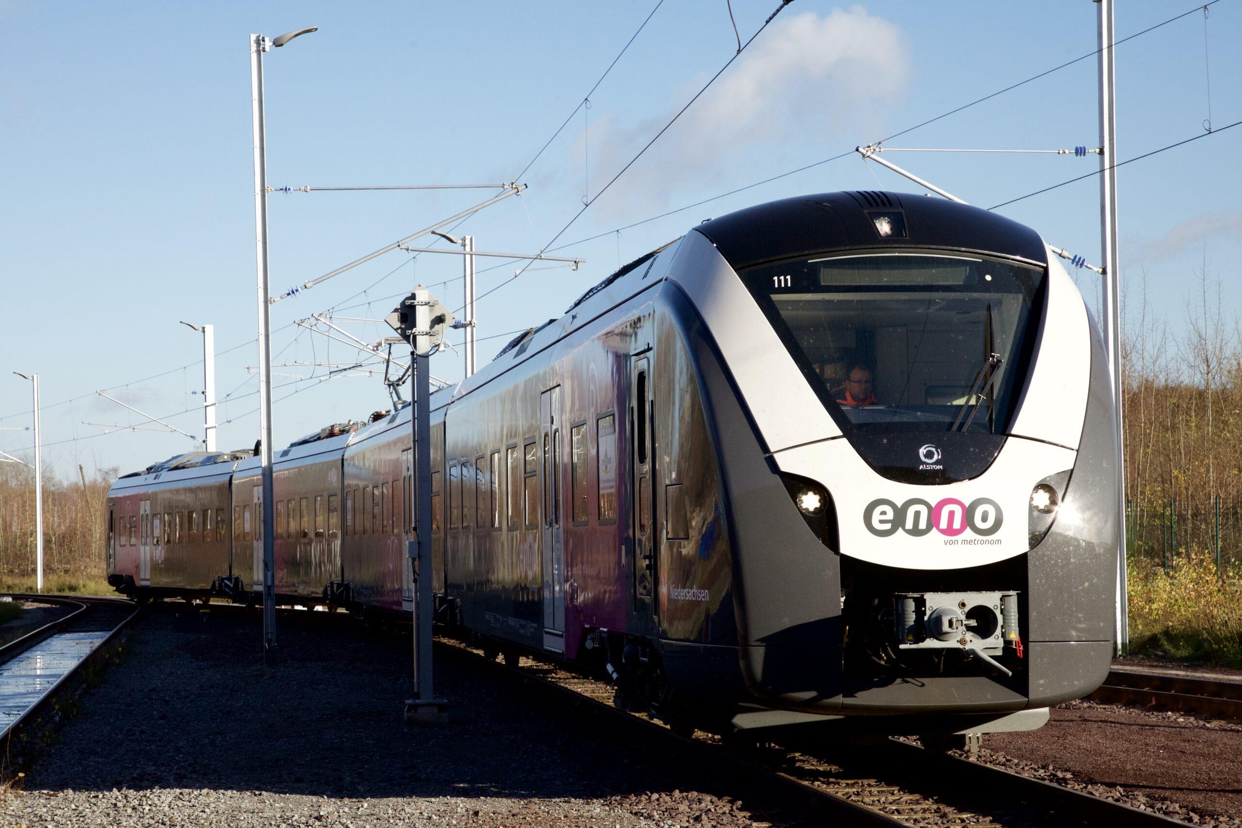 Alstom Coradia Continental 'enno'