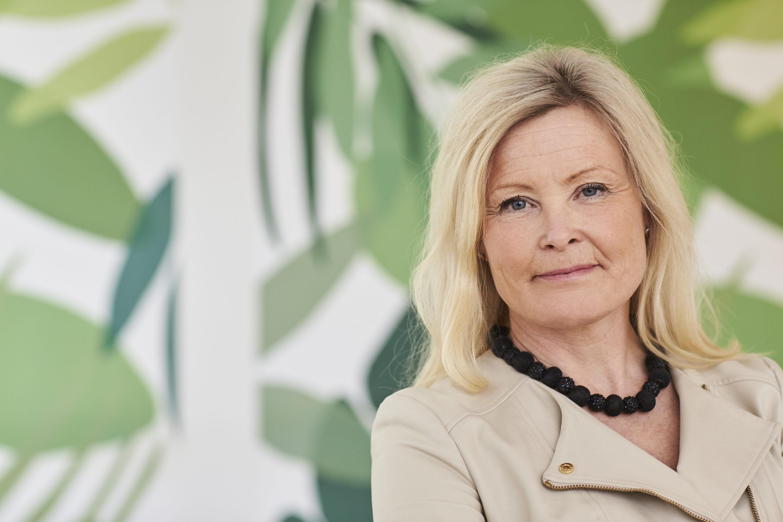 Anna Höjer Transdev Sweden CEO