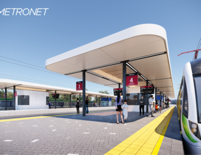 Contracts Awarded for Major Metronet Projects