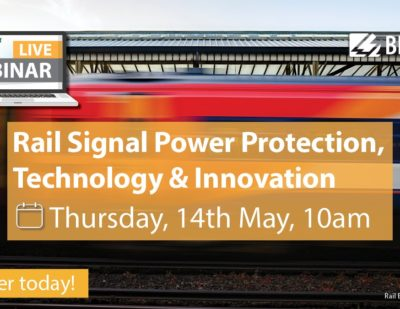 Rail Signal Power Protection, Technology & Innovation Webinar