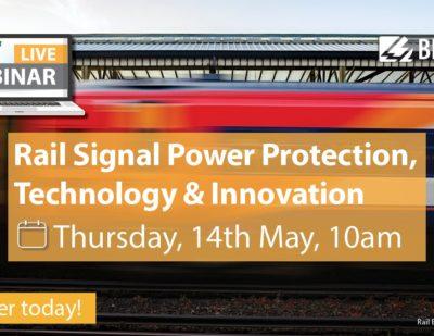 Rail Signal Power Protection, Technology & Innovation Webinar
