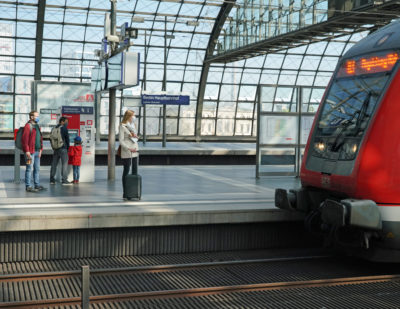 DB Regio Timetable Back Up to 90 Percent