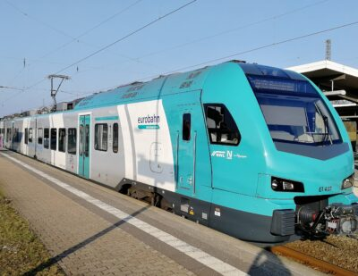 Anger at DB-Only German Railway Alliance