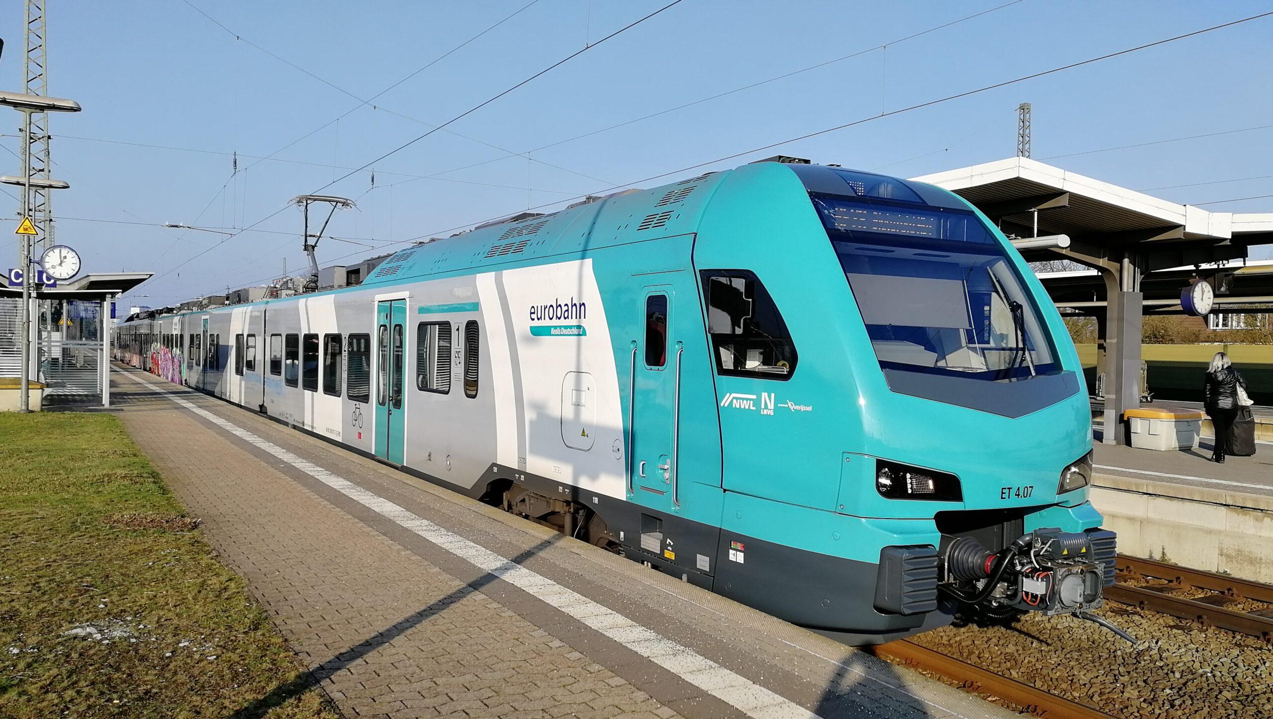 Keolis Deutschland eurobahn service