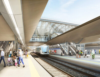 HS2 Old Oak Common Gets Planning Approval